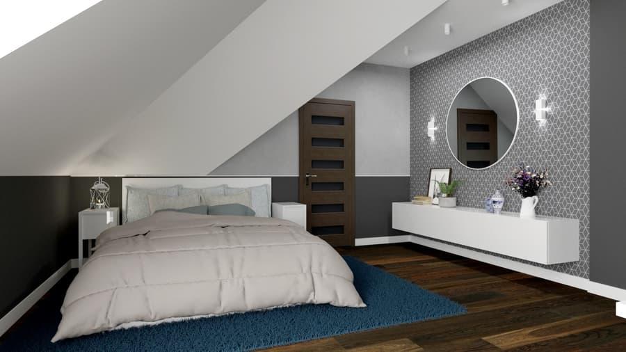 Sypialnia Na Poddaszu Homsypl
